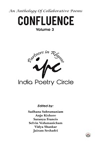 Confluence: An Anthology Of Collaborative Poems (Volume 3)