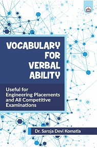 Vocabulary For Verbal Ability